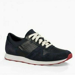 UGG for Men Trigo Sneaker Navy Size 10.5 NWT